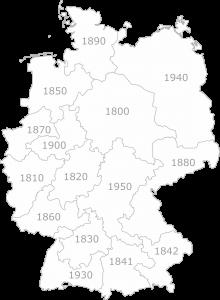 Rotaract Distrikte